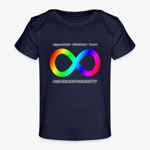 Embrace Neurodiversity - Baby Organic T-Shirt