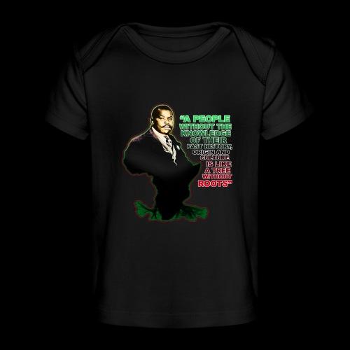 Marcus Garvey Afrika - Baby Organic T-Shirt
