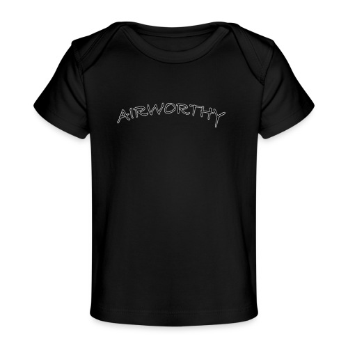 Airworthy T-Shirt Treasure - Baby Organic T-Shirt