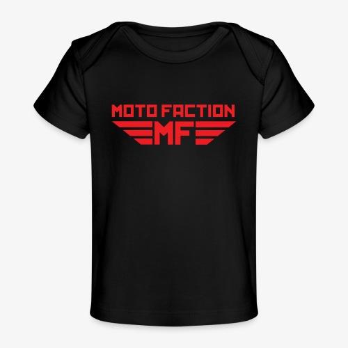 MotoFaction Logo - Baby Organic T-Shirt