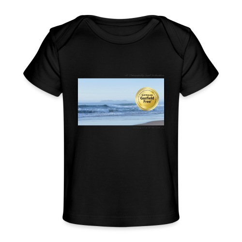 Beach Collection 1 - Baby Organic T-Shirt
