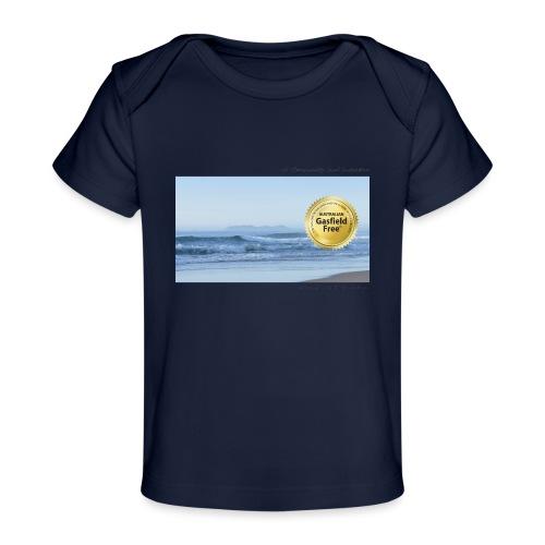 Beach Collection 1 - Baby Organic T-Shirt