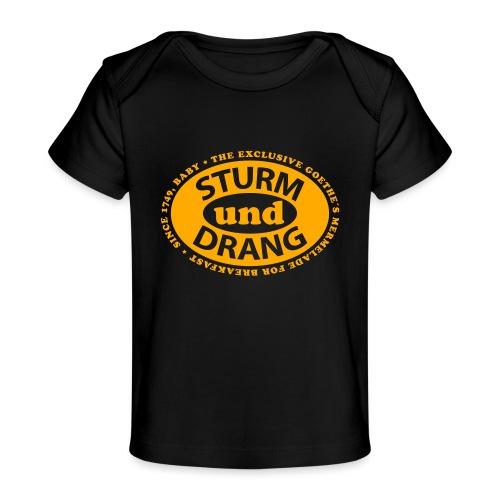 Sturm und Drang - Baby Organic T-Shirt