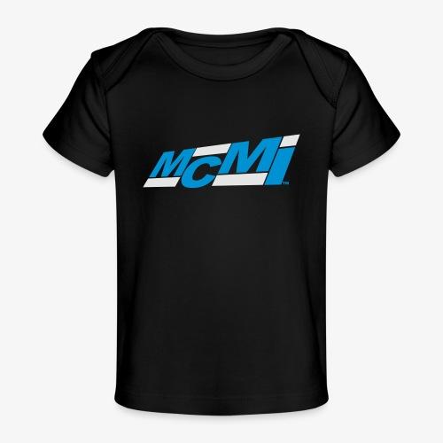 mcmiepmdlogo2 - Baby Organic T-Shirt