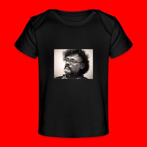 OxyGang: Woke Terence McKenna - Baby Organic T-Shirt