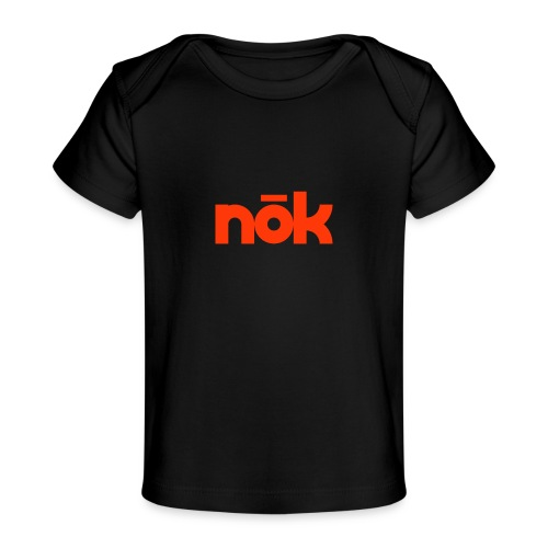 nōk Red - Baby Organic T-Shirt