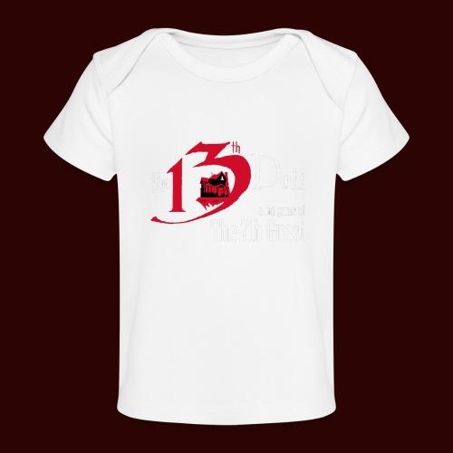 The 13th Doll Logo - Baby Organic T-Shirt