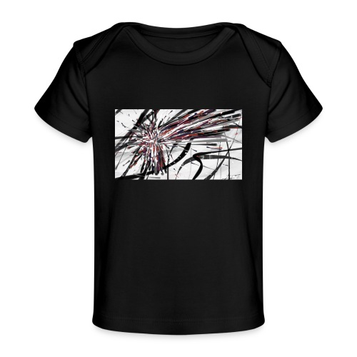 Abstract iPhone 5/5s Hard Case - Baby Organic T-Shirt