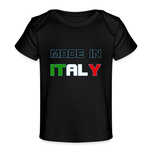 Made in Italy - Baby Organic T-Shirt