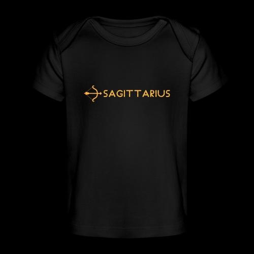 Sagittarius - Baby Organic T-Shirt
