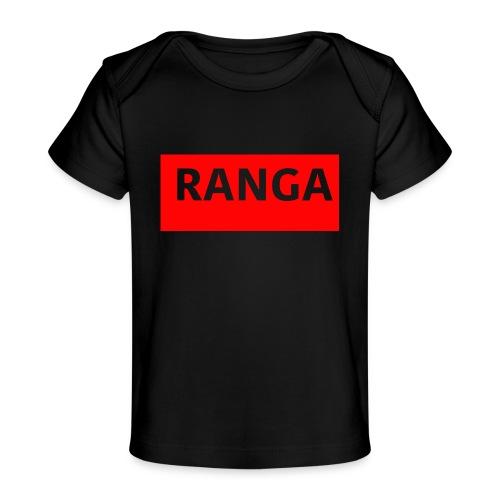 Ranga Red BAr - Baby Organic T-Shirt