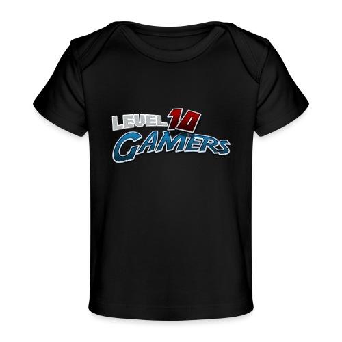 Level10Gamers Logo - Baby Organic T-Shirt