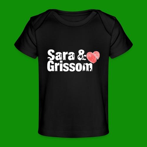 SARA & GRISSOM - Baby Organic T-Shirt
