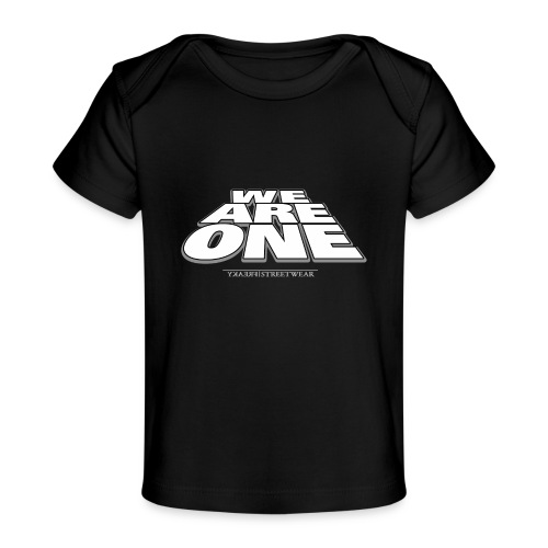 We are One 2 - Baby Organic T-Shirt