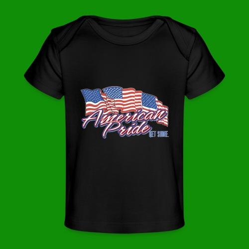 American Pride - Baby Organic T-Shirt