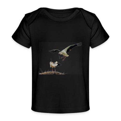 Stork - Baby Organic T-Shirt