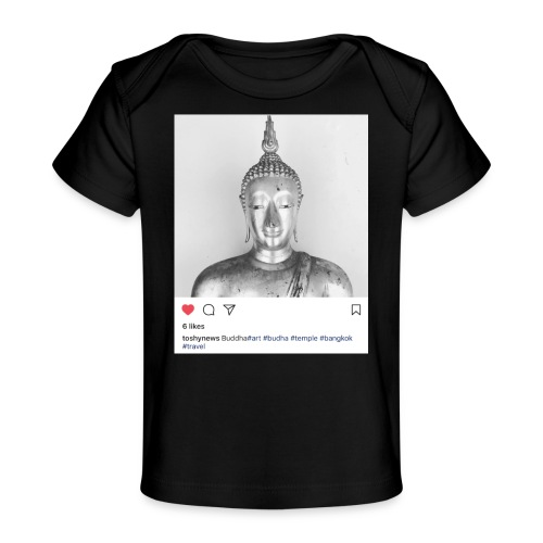 BUDDHA - Baby Organic T-Shirt