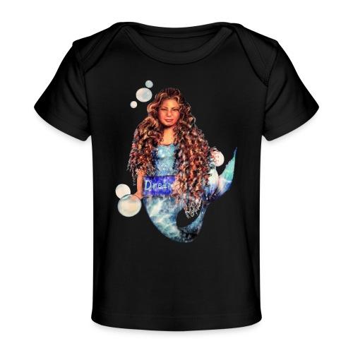 Mermaid dream - Baby Organic T-Shirt