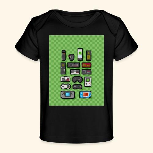 controller handy - Baby Organic T-Shirt