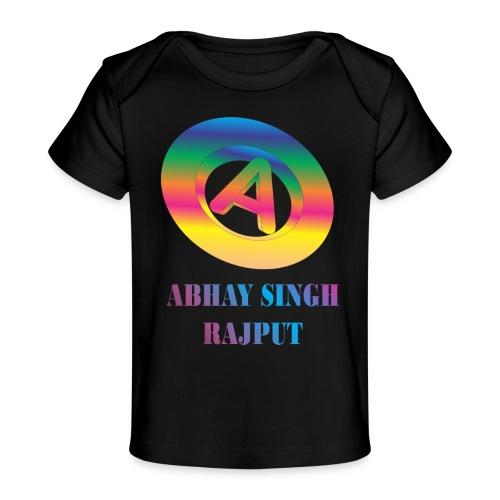 abhay - Baby Organic T-Shirt
