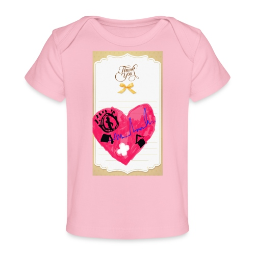 Heart of Economy 1 - Baby Organic T-Shirt