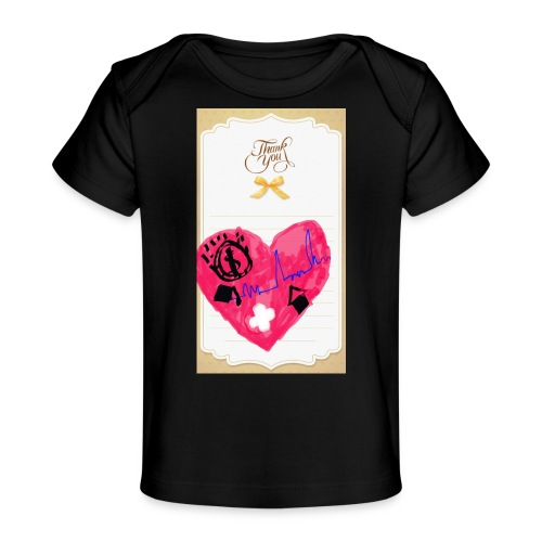 Heart of Economy 1 - Baby Organic T-Shirt