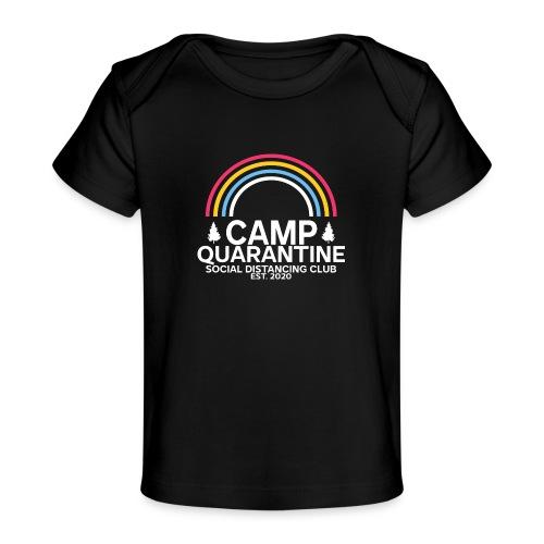 Antisocial Camp - Baby Organic T-Shirt