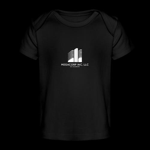 MEGACORP - GIANT EVUL CORPORATION - Baby Organic T-Shirt