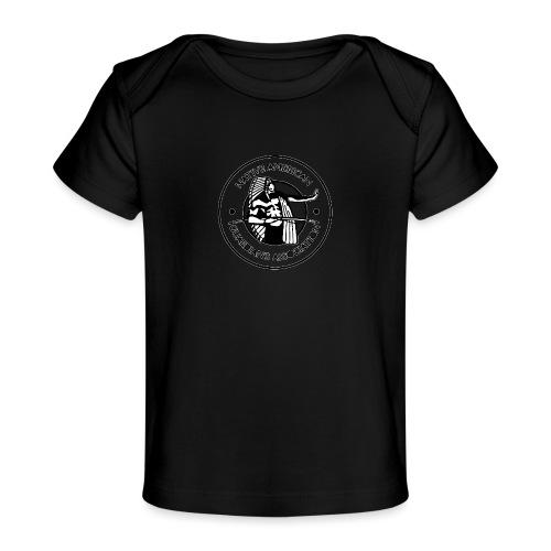Naga LOGO Outlined - Baby Organic T-Shirt