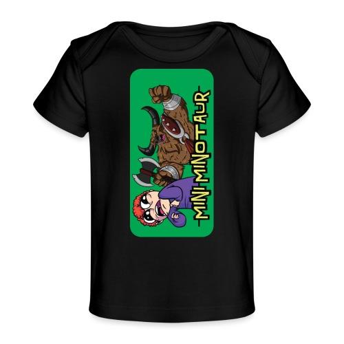 Mini Minotaur iPhone 5 - Baby Organic T-Shirt