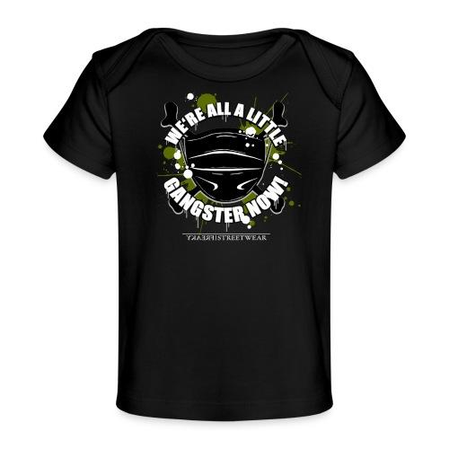 Covid Gangster - Baby Organic T-Shirt