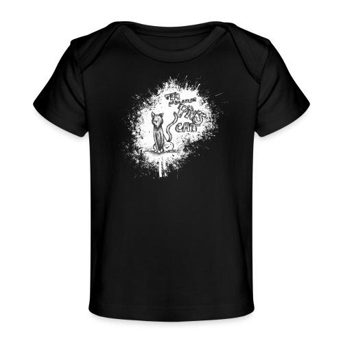 teh fabulouz PNS cat - Baby Organic T-Shirt