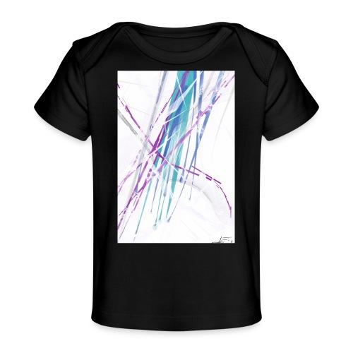 Abstract Premium iPhone Case - Baby Organic T-Shirt