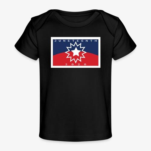 Juneteenth01 - Baby Organic T-Shirt