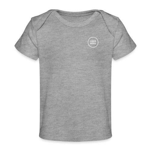 uber nerd logo - Baby Organic T-Shirt