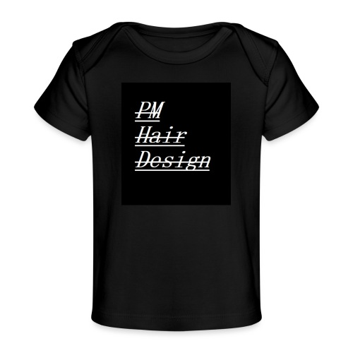 PM Hair Design - Baby Organic T-Shirt