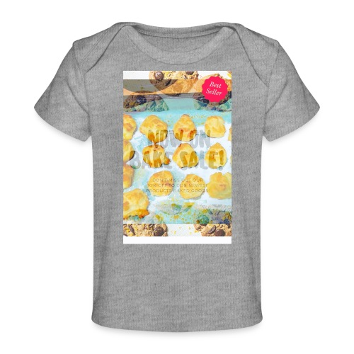 Best seller bake sale! - Baby Organic T-Shirt