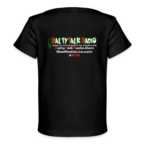 str back png - Baby Organic T-Shirt