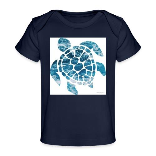 turtle - Baby Organic T-Shirt