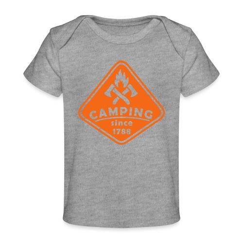 Campfire - Baby Organic T-Shirt