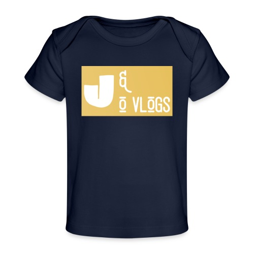 J & O Vlogs - Baby Organic T-Shirt