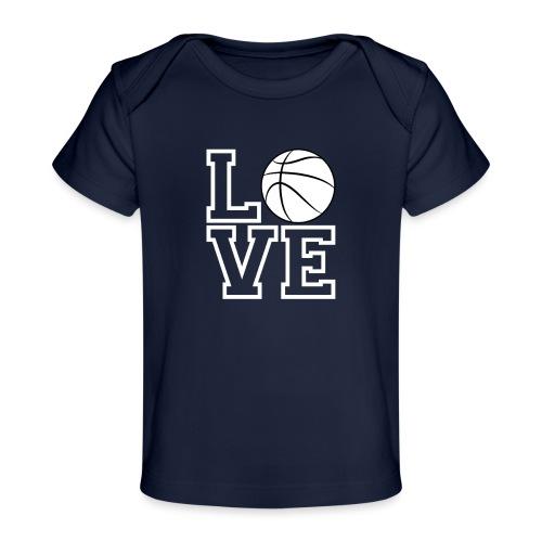Love & Basketball - Baby Organic T-Shirt