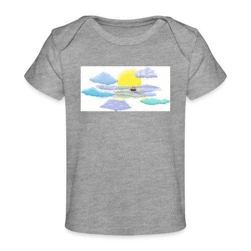 Sea of Clouds - Baby Organic T-Shirt