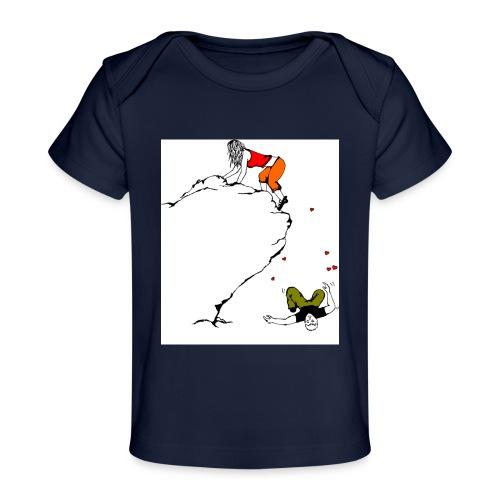 Lady Climber - Baby Organic T-Shirt
