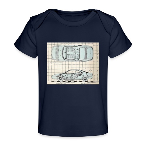 drawings - Baby Organic T-Shirt