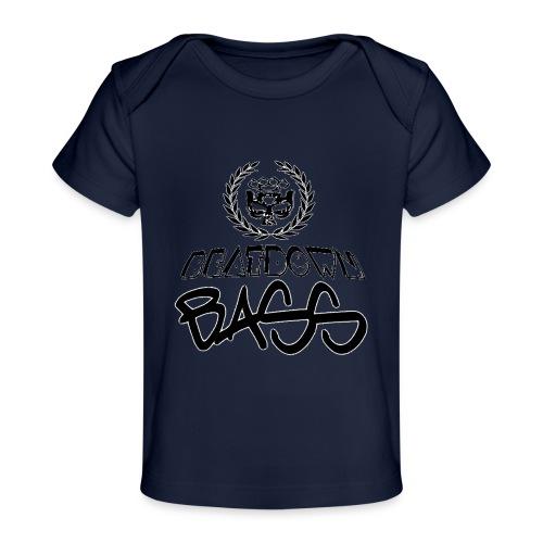 BEATDOWN BLACK LOGO - Baby Organic T-Shirt