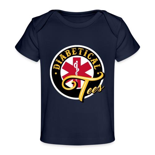 Diabetical Tees - Baby Organic T-Shirt