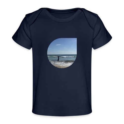 Floating sand - Baby Organic T-Shirt