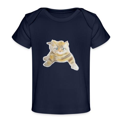 sad boy - Baby Organic T-Shirt