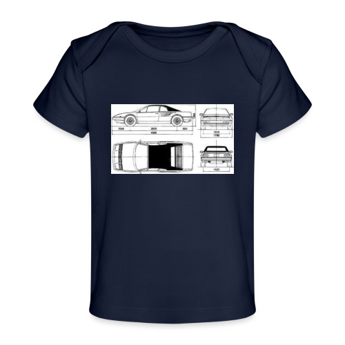 artists rendering - Baby Organic T-Shirt